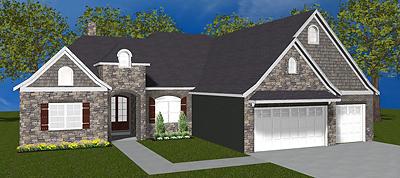 lyndhurst custom homeplan mh thornton homes
